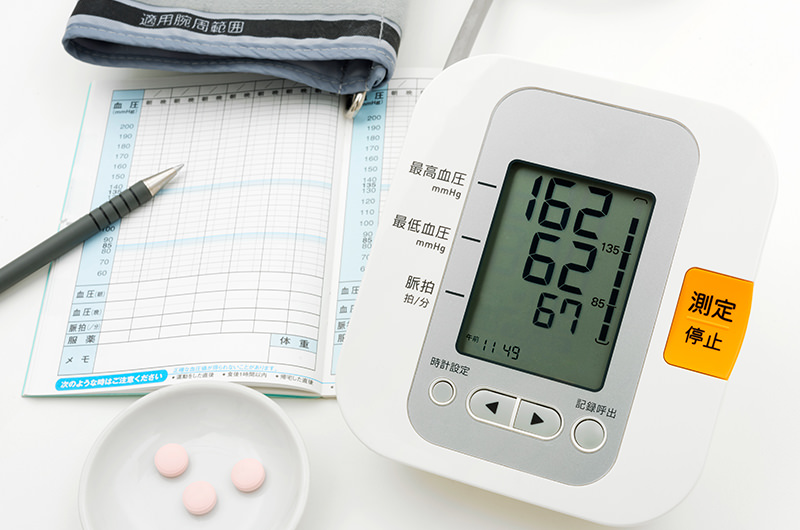 高血圧とは?