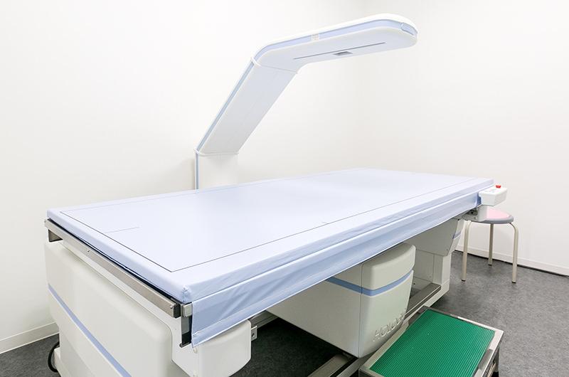 骨密度測定装置で精密に診断